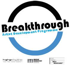 breakthrough music industry development programme