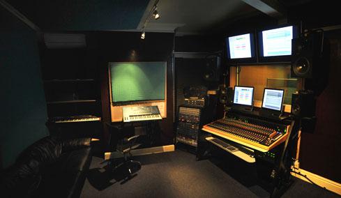 recording studio course