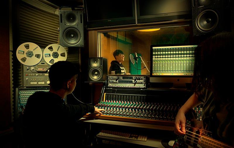 Higher Rhythm Recording Studio National Diploma